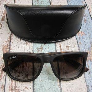 Italy! Ray-Ban RB4165 JUSTIN Sunglasses/NDI444